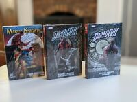 Daredevil Omnibus Lot - NEW & SEALED - Bendis Vol 1 & 2 + Marvel Knights Omnibus