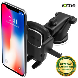 iOttie Easy One Touch 4 Dash & Windshield Smartphone Quick Locking Car Mount