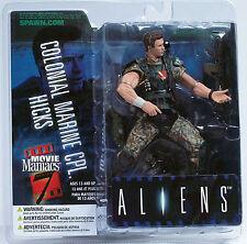 COLONIAL MARINE CORPORAL HICKS Aliens MOVIE MANIACS Series 7 McFarlane Toys