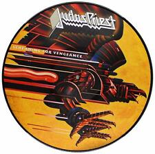 Screaming For Vengeance - Judas Priest (2013, Vinyl New Picture Disc rob halford