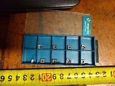 9X TaeguTec Carbide Tips inserts - XOMT 060204 TT8020