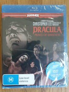 Dracula - Prince Of Darkness (Blu-ray, 2013)