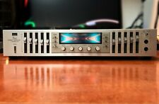 SANSUI Vintage Stereo Graphic Equalizer (Model  RG-7)