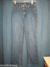Chico's Denim Jeans 90% Cotton #RN79984 Size 0 Tall Hong Kong Classic  EUC