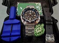 Steeldive SD1970 Watch Sapphire,NH35 BGW9 Luminous, Stainless Steel New Version