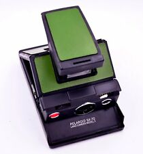 Polaroid SX-70 Model 3 Replacement Cover - Laser Cut Genuine Leather - 8 Colors