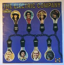 1974 The Electric Company Morgan Freeman Mel Brooks Funk Soul Vinyl LP