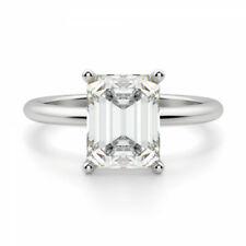 Certified 1.02 Carat D VS2 Beautiful Natural Diamond SOLITAIRE Engagement Ring