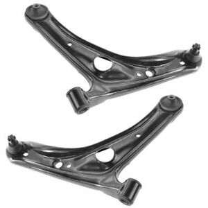 Front Lower Control Arm with Ball Joint LH & RH Pair Set of 2 for Scion xA xB