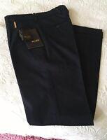 NWT Moorer Jacket Coat Mens Cotton Blend Stretch Pants Size US 28 Montale $549