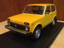 """VAZ-2121 """"Niva"""" car of USSR  1:24 Hachette Collections"""