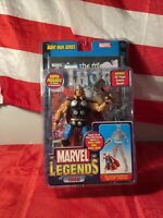 Sealed Marvel Legends Thor Giant Man Series Action Figure Toy Biz NEW