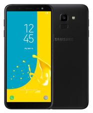 Samsung Galaxy J6 SM-J600F - 32GB - Schwarz (Ohne Simlock) (Dual SIM)