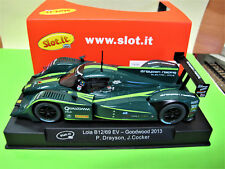 "Slot.it Lola b12/69 EV ""Goodwood 2013"" Ref. ca22e"