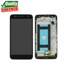 Replacement LCD Screen Touch Digitizer w/ Frame For LG X Charge X500 M327 L63BL