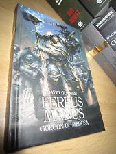 David Guymer FERRUS MANUS: GORGON OF MEDUSA 1st/HB Warhammer 40K Primarchs 7