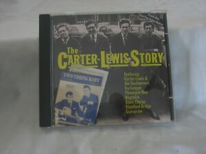 The Carter-Lewis Story CD
