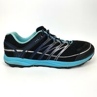 Merrell Atoll Men's Performance Footwear Athletic Sneakers Black Blue Sz 8.5