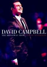 DAVID CAMPBELL The Broadway Show Live In Australia DVD BRAND NEW R4