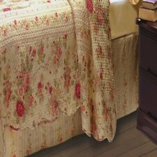 Greenland Home Antique Rose Bed Skirt Twin Full Queen Or King
