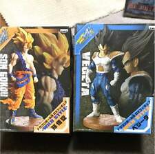 Dragon Ball Z Kai DX Figure SAIYAN VEGETA & GOKU Wild Style Banpresto Japan 2set
