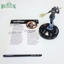 Heroclix DC Rebirth set The Drowned #064 Chase figure w/card!