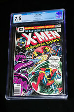 Uncanny X-men #99 RARE 30 cent Variant CGC 7.5 (I think its higher)  check it