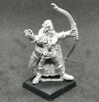 Wood Elves Archer Marauder Warhammer Fantasy Metal OOP 1993