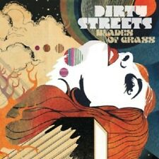 DIRTY STREETS - BLADES OF GRASS  CD  11 TRACKS GARAGE ROCK  NEU