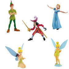 Bullyland Disney Figur *Peter Pan* - Kapitan Hook, Wendy, Tinkerbell - NEU