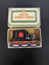 New listing Singer Automatic Zigzagger attachment 301 Untested