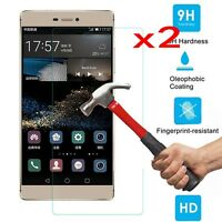 2PCS Tempered Glass Film Screen Protector For HUAWEI Ascend P8 / P8 Lite 2017 EN