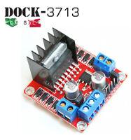 A06. Modulo L298N motore passo passo doppio ponte dual H bridge stepper motor