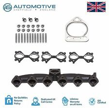 For BMW Cast Iron Exhaust Manifold E46 E39 E60 E61 E38 E65 E83 E53 3 5 7 X3 X5