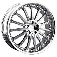 "Brand New MK-54 wheel 20"" Chrome 5x100 / 5x114.3 / 5x120 (Set of 4)"