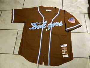Newark Dodgers Negro League Jersey. JC Freeman & Son. Size XL. Used