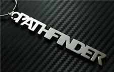 """""""PATHFINDER"""" Schlüsselring porte-clés keyring keychain Pickup V6 TI SUV 4+4"""