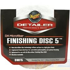 Meguiars Finishing Disc 2 stk. 5,5 Zoll 140 mm DMF5 Polierpads,