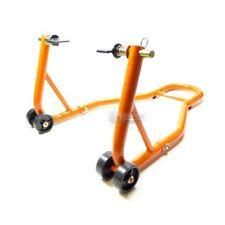 Lève moto roue arrière orange Aprilia Moto 6.5