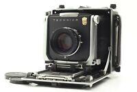 【NEAR MINT】 Linhof Master Technika 4x5 45 RF & Symmar-S 150mm f/5.6 From JAPAN