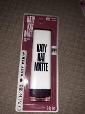 2 brand new covergirl Katy Perry Lipsticks rrp $17.95.