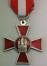 Croix du mérite de guerre allemand de  Hambourg 1914 - REPRO de qualité