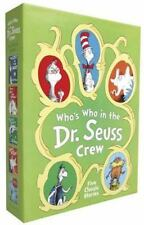 Who's Who in the Dr. Seuss Crew Set by Dr. Seuss (2013, Hardcover / Hardcover)