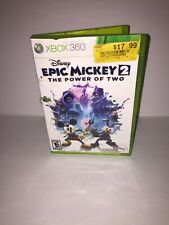 Disney Epic Mickey 2: The Power of Two - Xbox 360 Game
