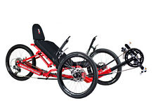 KMX Koyote Folding Recumbent Trike