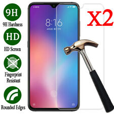 2X Tempered Glass Screen Protector For Xiaomi 9T Pro 9 8 A1 A2 Lite Pocophone F1