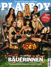 Playboy November/11/2012  DIE SCHÖNSTEN BÄUERINNEN & BOND-GIRLS - 007 Spezial