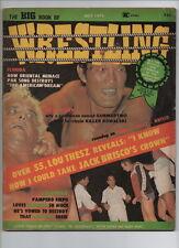 The Big Book Of Wrestling Magazine July 1975 Vintage Pak Song