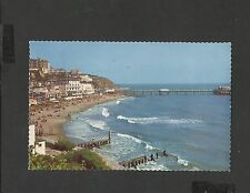 Vinage Colour Postcard  Ventnor from the West  Isle-of-Wight Posted 1962