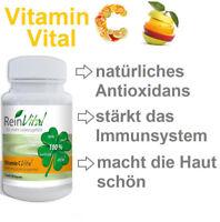 Vitamin C Kapseln aus Camu Camu, schützt Zellen, aktiviert Immunsystem natürlich